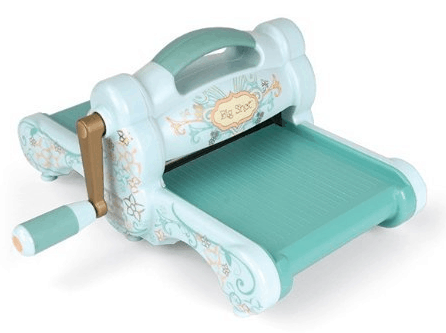 Sizzix Big Shot - Manual die cut machine