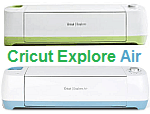Cricut Explore vs Cricut Explore Air