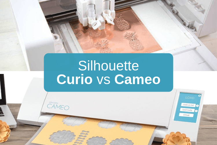 Silhouette Curio vs Cameo - featured