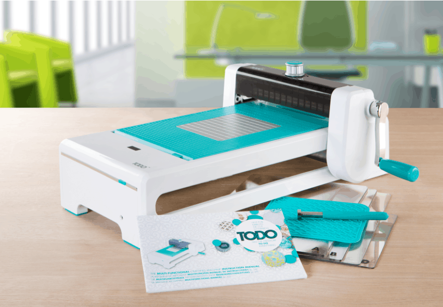 todo die cut multi functional crafting machine personal