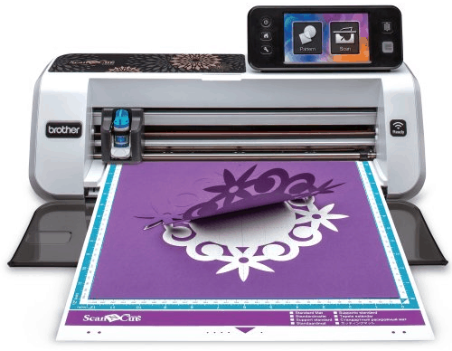 Brother Scanncut2 Review Personal Die Cutting