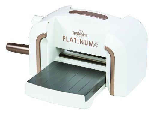 Spellbinders Platinum 6 Machine