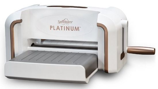 Spellbinders Platinum Machine