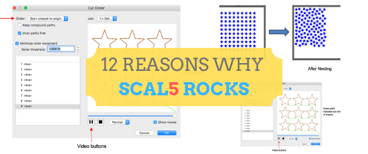 12 Reasons Why SCAL5 Rocks