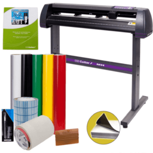USCutter Vinyl Cutter MH 34in Bundle - Sign Making Kit
