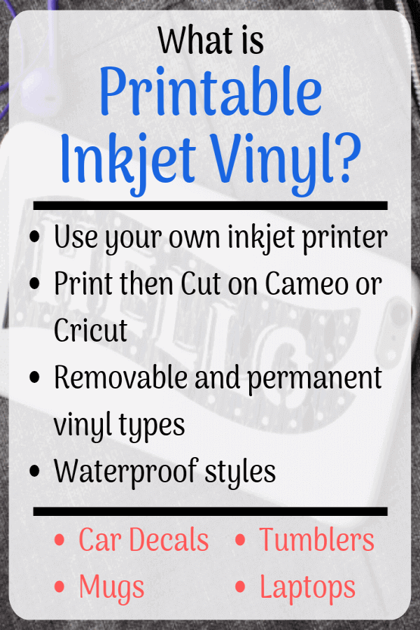 What Is Printably Vinyl?