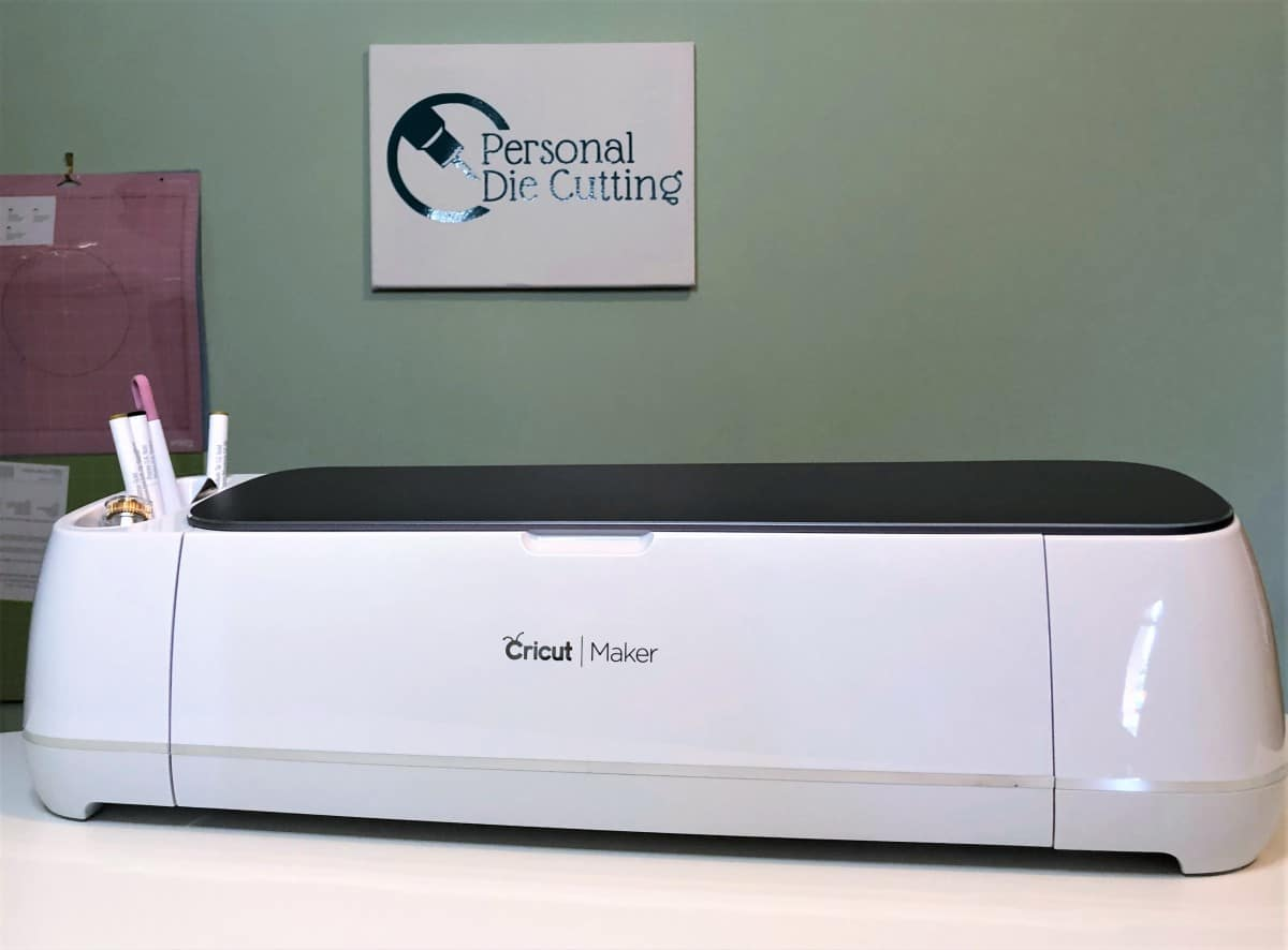 cricut maker digital die cutting machine