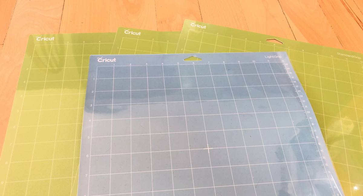 cricut cutting machine mats